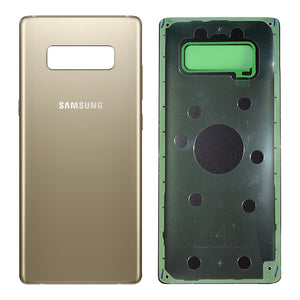 Samsung Galaxy Note 8 Back Glass OEM Replacement Battery Door Cover w/ Adhesive - CELL4LESS