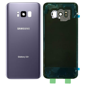Samsung Galaxy S8+ PLUS Back Glass Replacement with Camera Lens Installed - Removal Tool Included - CELL4LESS