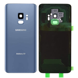 Samsung Galaxy S9 Back Glass Replacement with Camera Lens Installed - Removal Tool Included - CELL4LESS