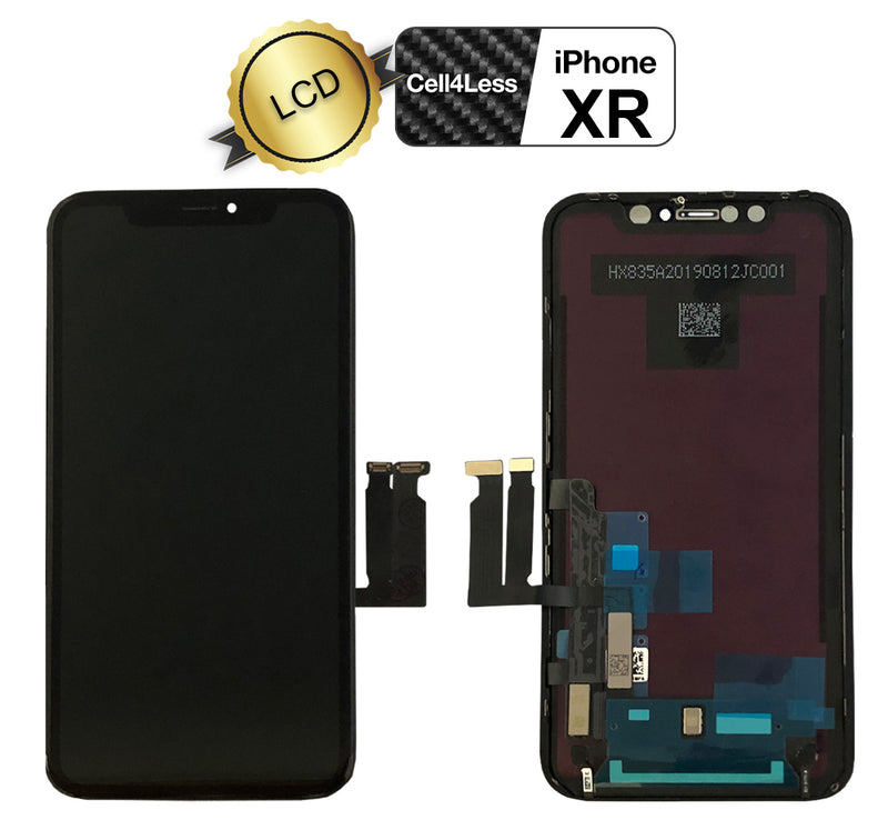 Apple iPhone XR LCD Touch Screen Digitizer Replacement Assembly Kit - CELL4LESS