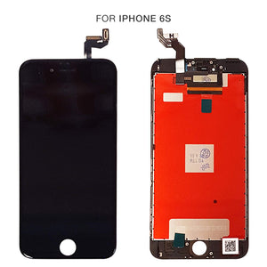 iPhone 6S BLACK LCD Screen Replacement Kit (4.7 Inch) - CELL4LESS