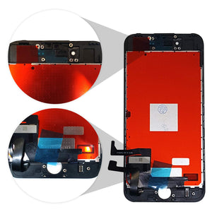 iPhone 7 BLACK LCD Screen Replacement Kit (4.7 Inch) - CELL4LESS