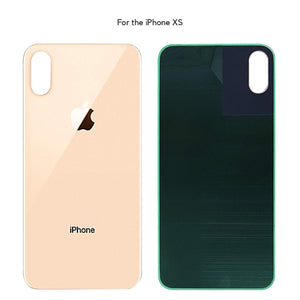 Apple iPhone XS Back Glass GOLD OEM Replacement Battery Door Cover - CELL4LESS