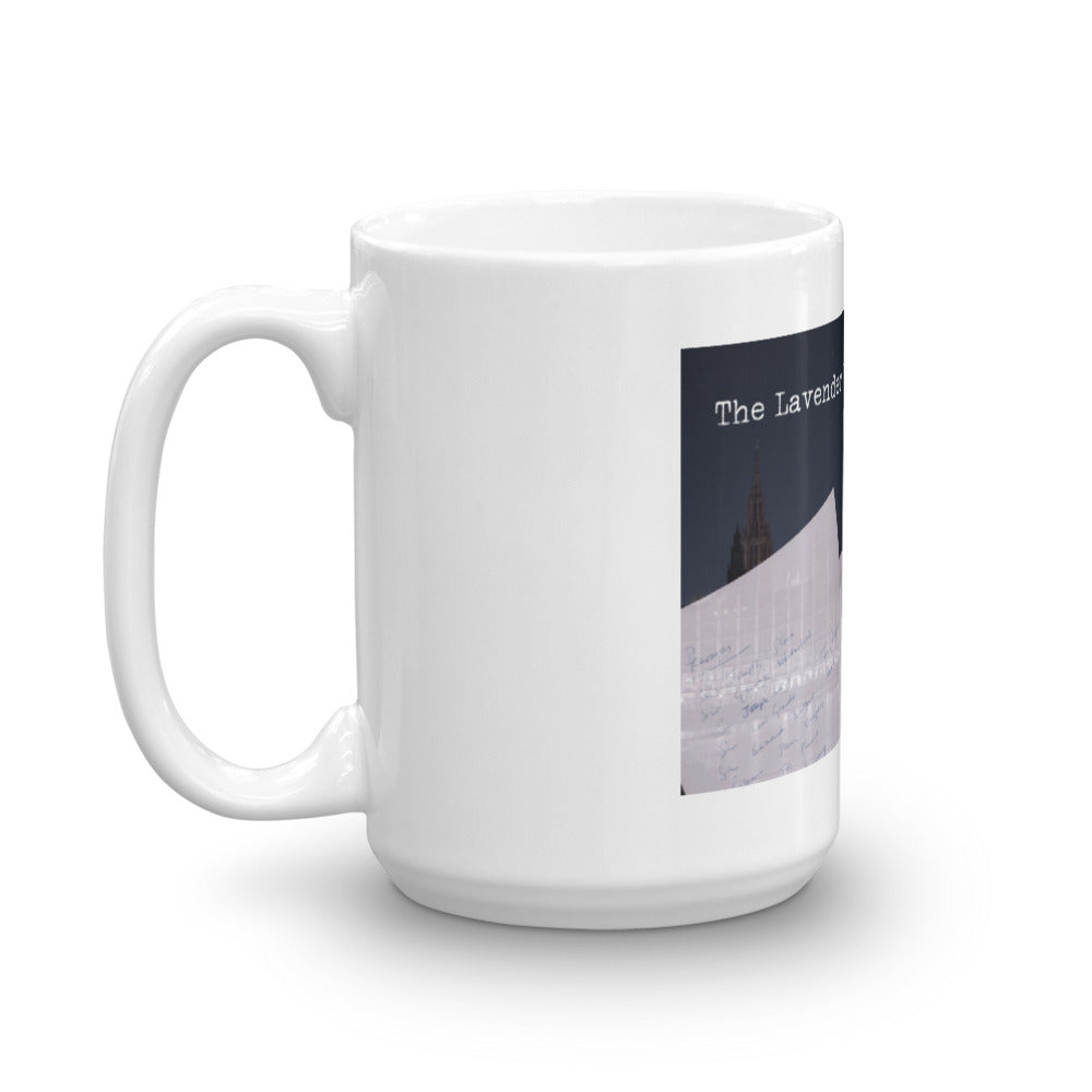 The Lavender List Mug