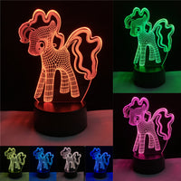 Kids Night Lights My Little Pony Night Light