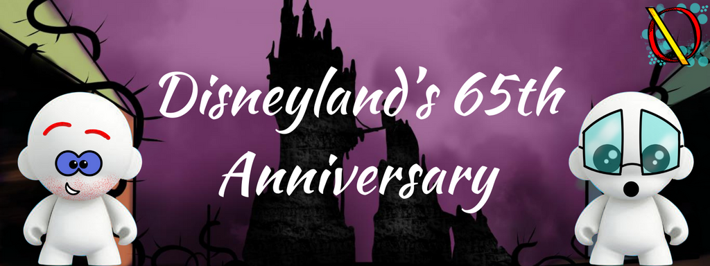 Disneyland's 65th Anniversary E.311 Obscure Disney Podcast
