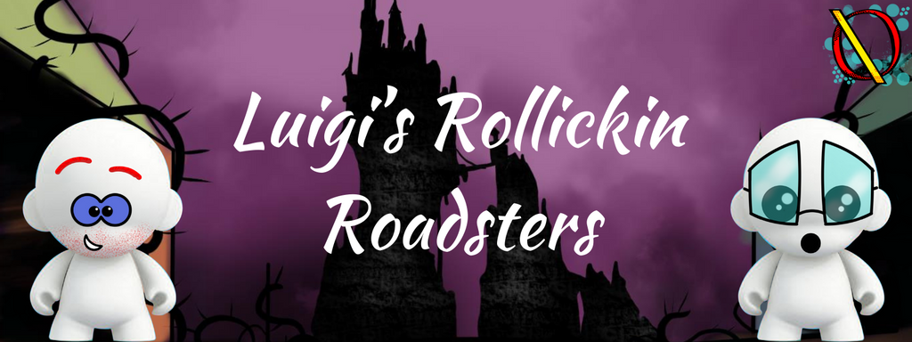 Luigi's Rollickin Roadsters E.314 Obscure Disney Podcast