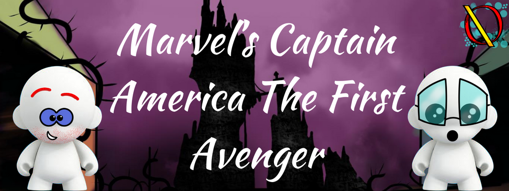 Marvel's Captain America The First Avenger E.316 Obscure Disney Podcast