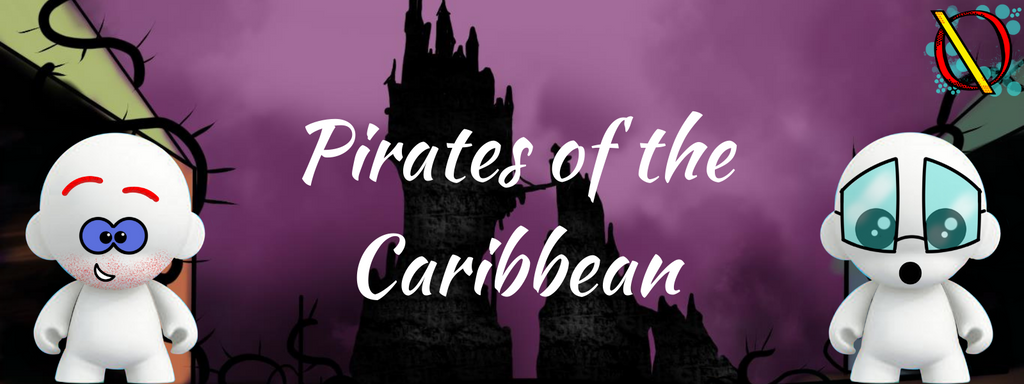 Pirates of the Caribbean original movie and Patch Cast E.315 Obscure Disney Podcast