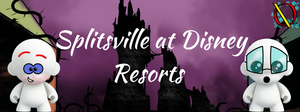 Splitsville at Disney Resorts E.309 Obscure Disney Podcast