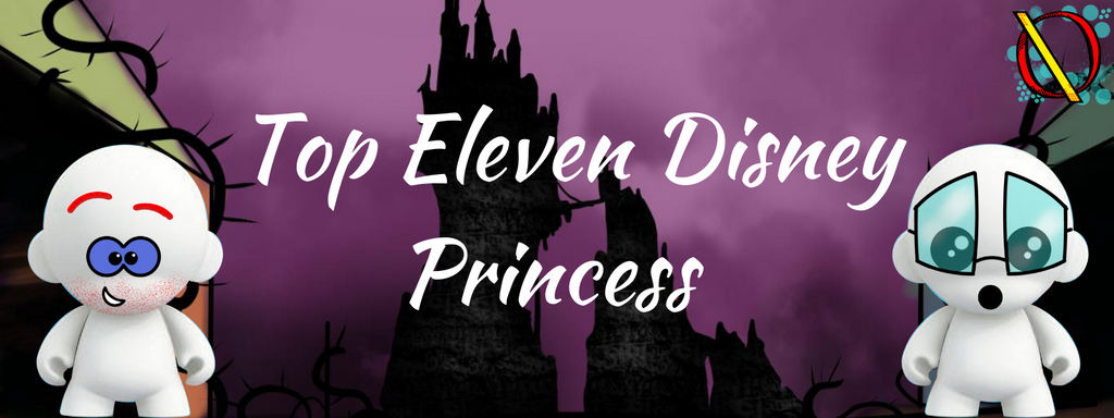 Top Eleven Disney Princess E.305 Obscure Disney Podcast