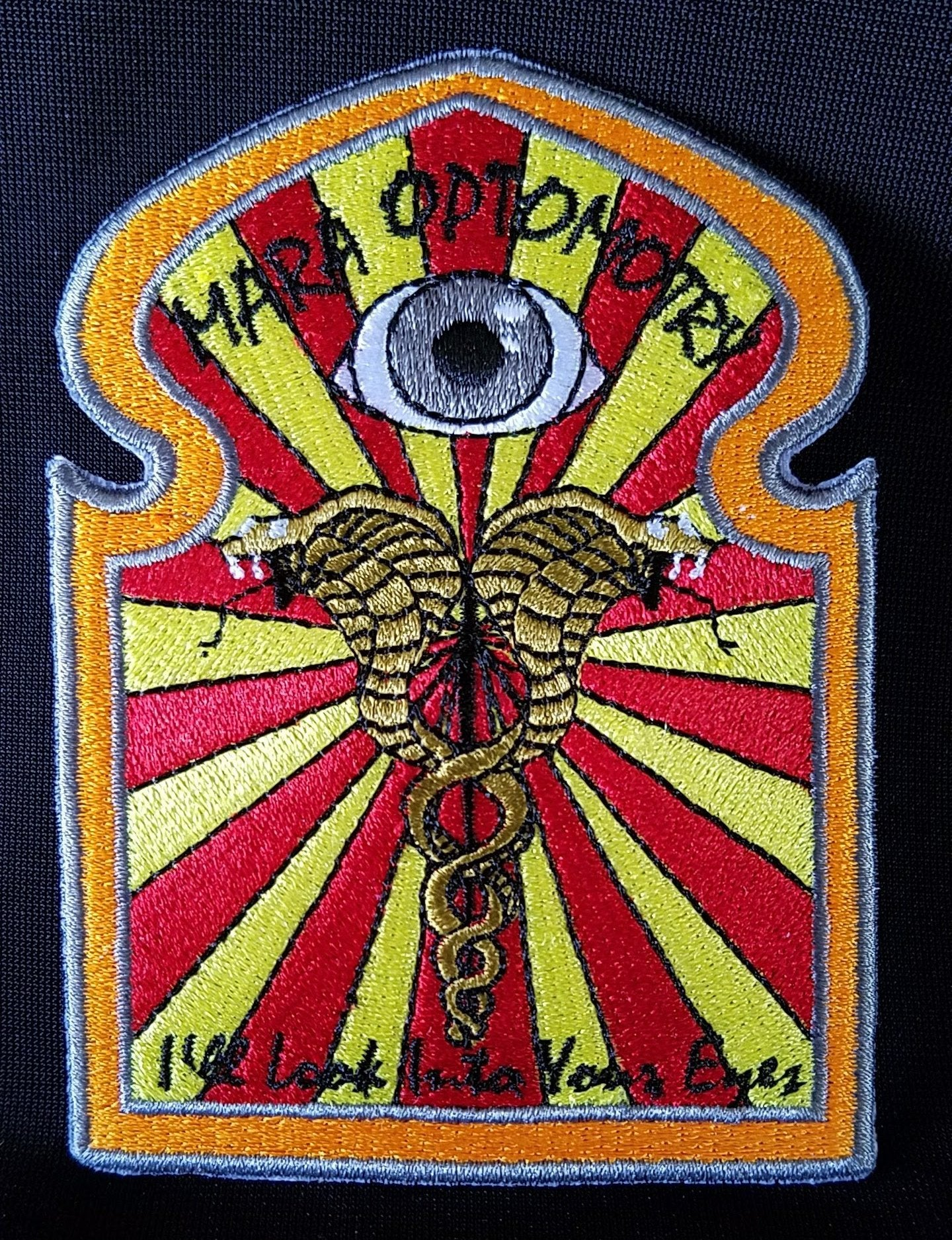 Mara Patch Inspired by Disneyland's Indiana Jones Adventure – November 2017 (Limited Edition) - Obscure Disney