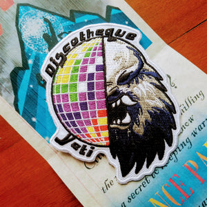 Disco Yeti - Inspired by Disney's Expedition Everest at Animal Kingdom - Obscure Disney