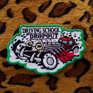 Inspired by Disney's 101 Dalmatians - Cruella Driving School Dropout - Obscure Disney