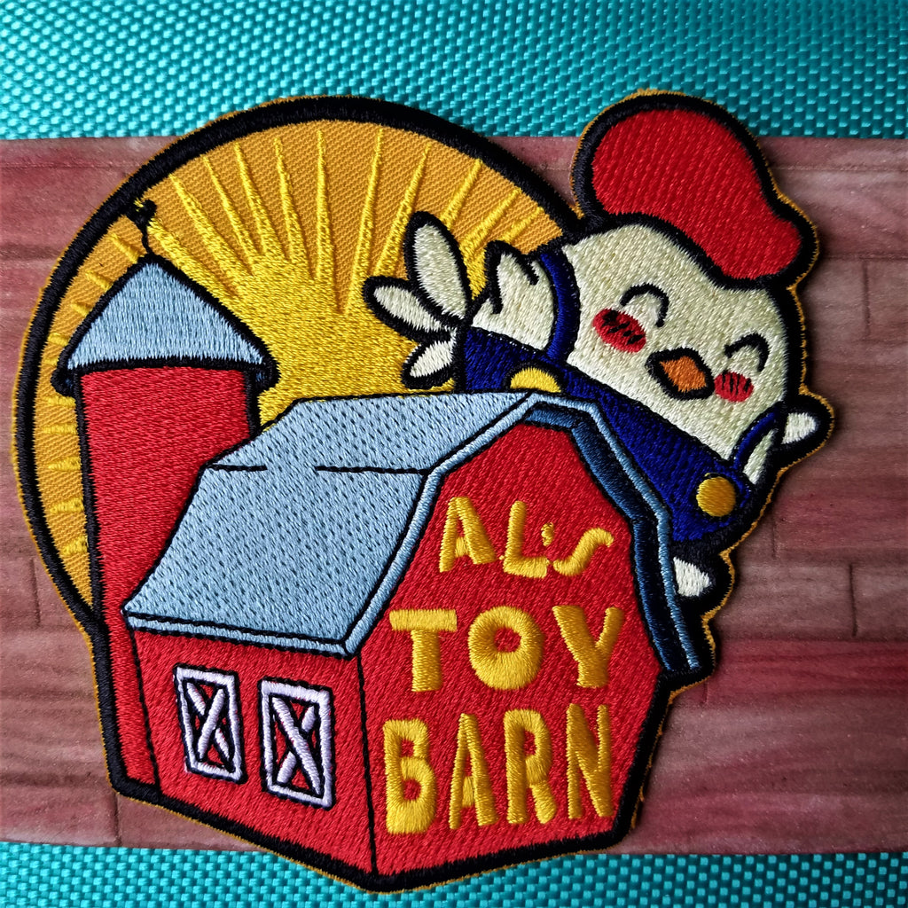 Inspired by Toy Story Two - Al's Toy Barn - Obscure Disney