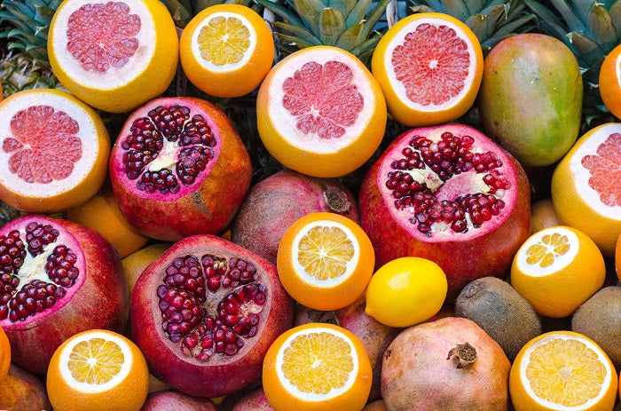 Picking Foods to Mend Aging Skin