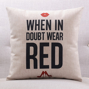 Modern, Fun Chic Cushion Covers