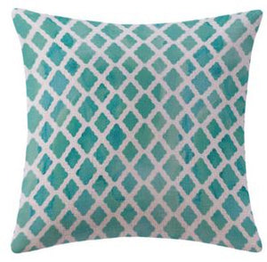 Colorful Three-dimensional Geometric Cushion