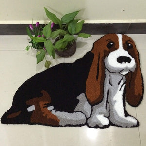 Shaped Animal Door Mat,  Irresitable..