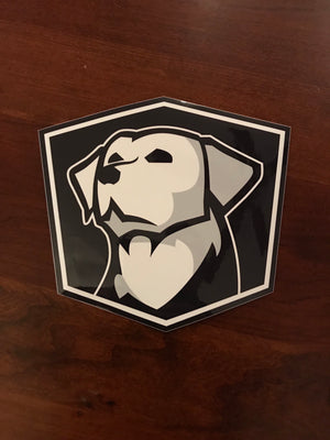 Medium CGA Decal
