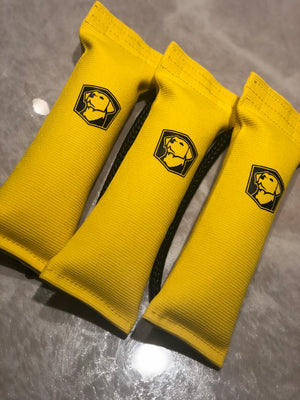 CGA Bumper By Real Duck 3 Pack- YELLOW