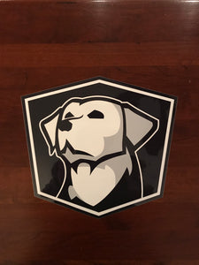 Large CGA Decal