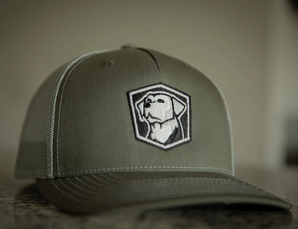 CGA 5-Panel Trucker Cap