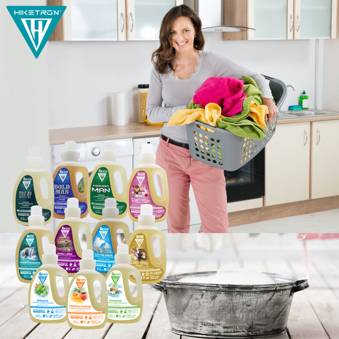 Watch Jenifer L Scott Review Our New laundry Detergents Paradise