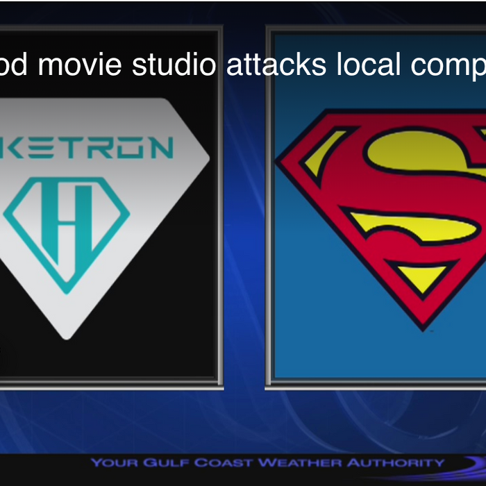Warner Brothers Attacking Hiketron's Logo!!