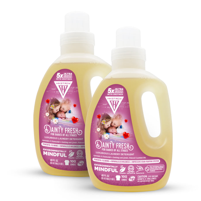 Dainty Fresh for Babies Laundry Detergent