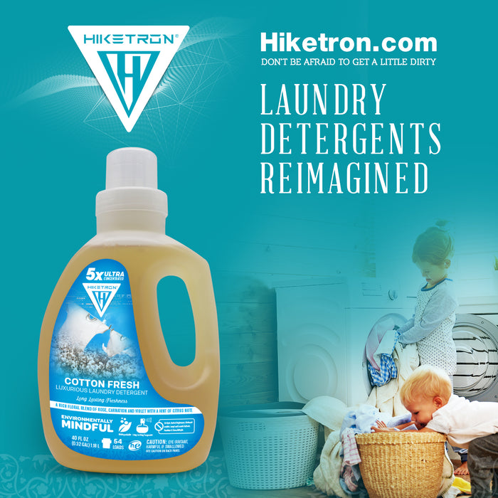 Cotton Fresh Laundry Detergent