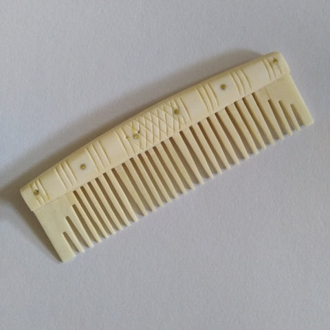 Bone Comb - Long