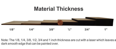 material-thickness
