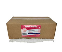 Plasti-Pellets - 12 lb Box, Weighted Stuffing Beads, Poly Beads, Craft Pellets, Resin