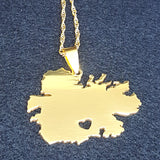 Antigua Gold Color Necklace - 1st Culture