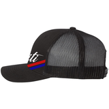 Love Haiti Trucker Hat Black - 1st Culture