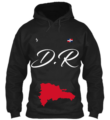 DR Map Hoodie - 1st Culture