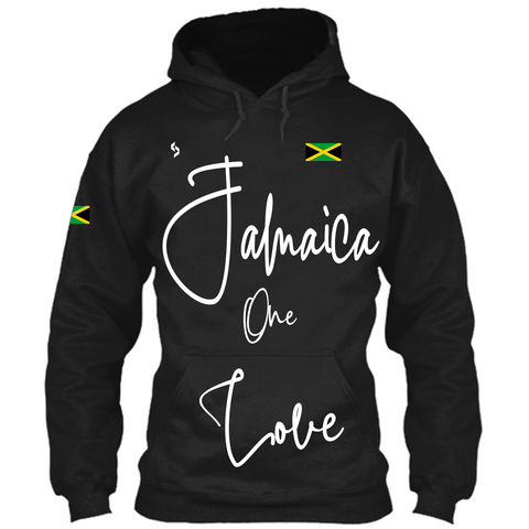 Jamaica One Love Sweater - 1st Culture