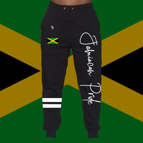 Jamaican Pride Sweatpants - 1st Culture