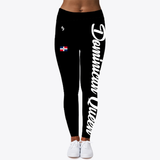 Dominican Queen Leggings - 1st Culture
