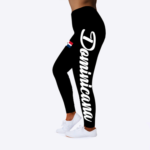 Dominicana Leggings - 1st Culture