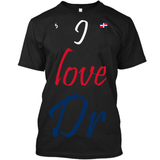I Love DR T-Shirt #2 - 1st Culture