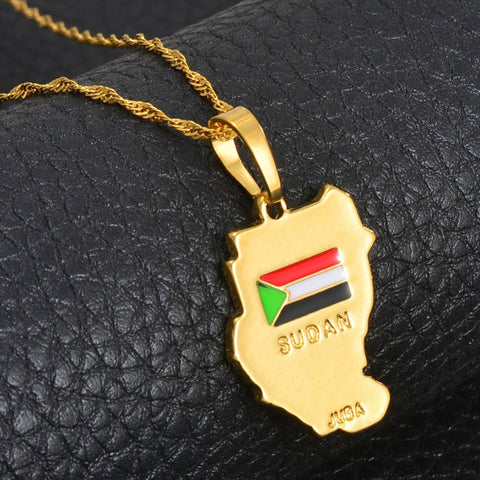 Sudan - South Sudan - Sudan Necklace