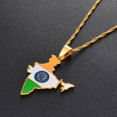 India Map Necklace, india jewelry, india coin necklace, india tshirt, india jewelry ring, india bracelet jewelry, india keychain, india flag