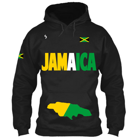 Jamaica Map Sweater - 1st Culture