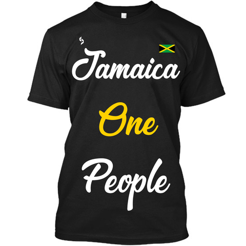 Jamaica One People T-Shirt - 1st Culture