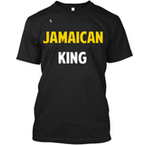 Jamaican King T-Shirt - 1st Culture