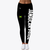 Jamaican Pride Leggings - 1st Culture