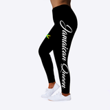 Jamaican Queen Leggings - 1st Culture