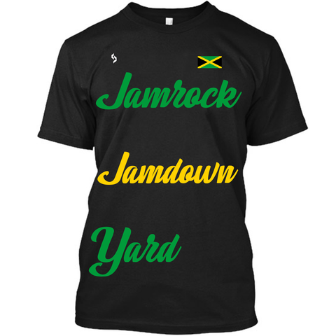 Jamrock, Jamdown, Yard T shirt - 1st Culture